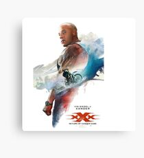 Return To Xander Cage Canvas Print