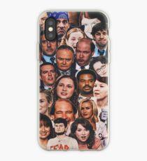Vinilo o funda para iPhone La oficina Dunder Mifflin Scranton