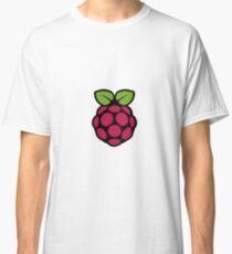 Raspberry Pi Logo Classic T-Shirt