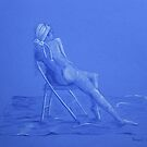 Life Drawing by Mike Paget