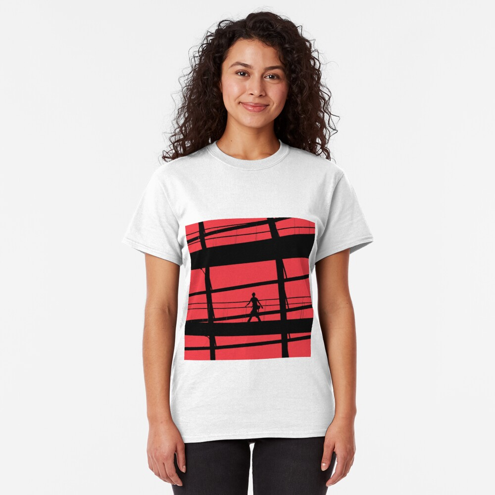 Red Square Classic T-Shirt