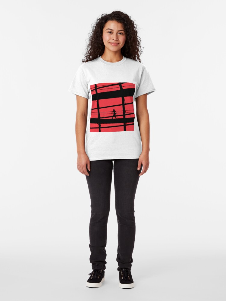 Alternate view of Red Square Classic T-Shirt