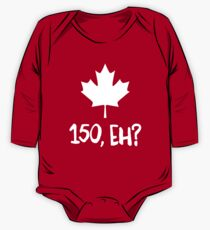 Canada 150, Eh? Kids Clothes