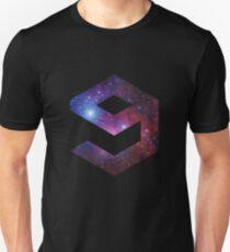 9gag - Galaxy logo Unisex T-Shirt