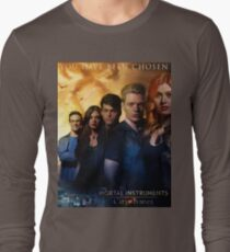 Shadowhunters - Poster #6 Long Sleeve T-Shirt