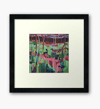 Dance To Your Own Song Framed Print