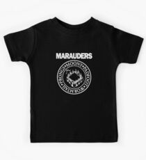 Logo Parody,The Marauders Kids Tee