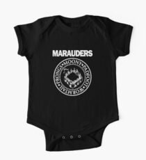 Logo Parody,The Marauders One Piece - Short Sleeve