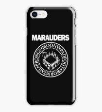 Logo Parody,The Marauders iPhone Case/Skin