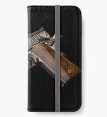 Gun Colt iPhone Wallet