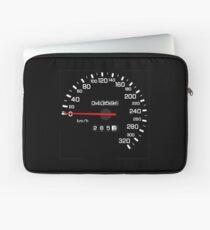 NISSAN N カ ン ン ン (NISSAN Skyline) R33 NISMO Speedometer Laptop Sleeve