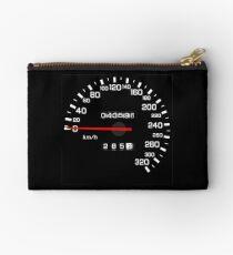 NISSAN N カ ン ン ン (NISSAN Skyline) R33 NISMO Speedometer Studio Pouch