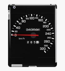 NISSAN スカイライン (NISSAN Skyline) R33 NISMO Speedometer iPad-Hülle & Skin