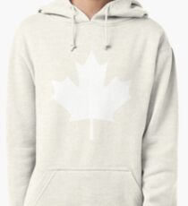 Canada - Maple Leaf Pullover Hoodie