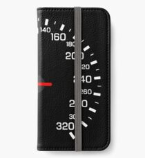 NISSAN N カ ン ン ン (NISSAN Skyline) R33 NISMO Speedometer w / o KM iPhone Wallet/Case/Skin