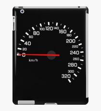 NISSAN スカイライン (NISSAN Skyline) R33 NISMO Speedometer w/o KM iPad-Hülle & Skin