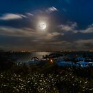 The Night After A Storm named Nicole,Bermuda.. by buddybetsy