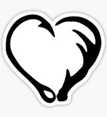 Love Hunting Sticker