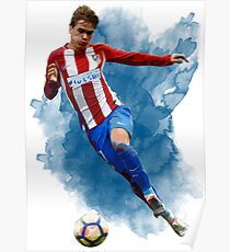Soccer Art Posters Redbubble