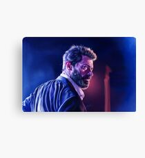 Old Man Logan Canvas Print