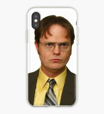 Dwight Danger/Kurt Schrute iPhone Case