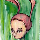March Hare by Jacqui Lewis