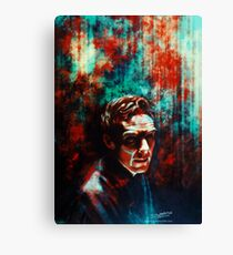 Winter Of Discontent  Canvas Print