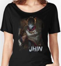 Jhin Women's Relaxed Fit T-Shirt