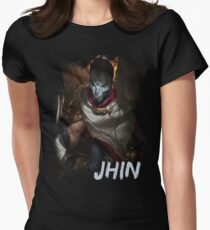 Jhin Womens Fitted T-Shirt