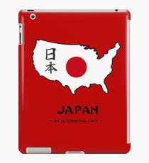 Alternative Geography Fact iPad Case/Skin