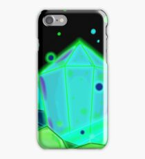 Glow Crystals iPhone Case/Skin