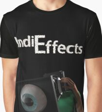 Indie Effects - CamHead Graphic T-Shirt