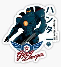 Gipsy Danger Sticker