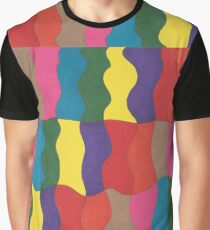 Primary Pattern Graphic T-Shirt