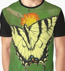 Canadian Tiger Swallowtail Graphic T-Shirt