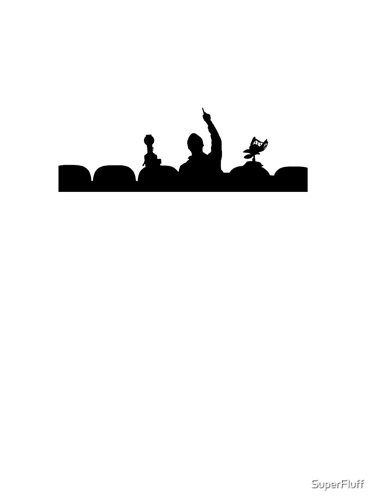 Mystery Science Theater 3000 by SuperFluff