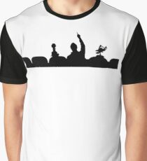 Mystery Science Theater 3000 Graphic T-Shirt