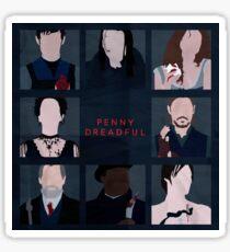 Penny Dreadful - Minimalist #1 Sticker