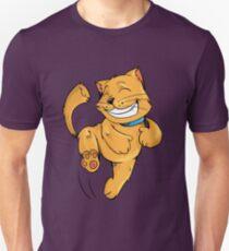 Dancing cat Unisex T-Shirt