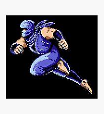 Ninja Gaiden Photographic Print