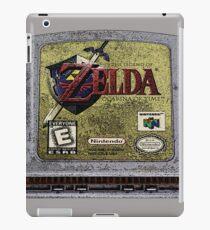 Zelda Time iPad Case/Skin