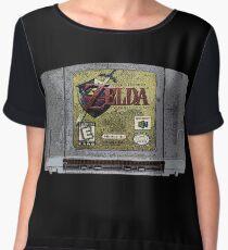 Zelda Time Chiffon Top