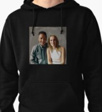 Rob and Laura Petrie 15 years later Pullover Hoodie