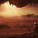 Mission to Mars by charmedy