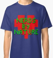 PEGBOARD NERDS - NERDS BY NATURE Classic T-Shirt