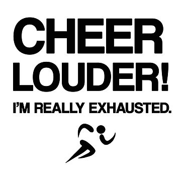 Cheer louder! by grellom
