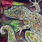 Leopard Gecko by Lynnette Shelley