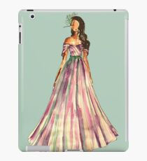 Belle Of The Mardi Gras Ball iPad Case/Skin
