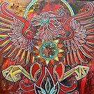 Flight of the Firebird by Lynnette Shelley