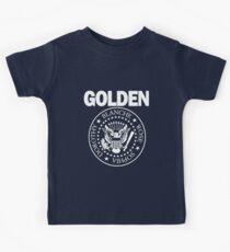 Hey! Ho! Let's Golden Girls Kids Tee